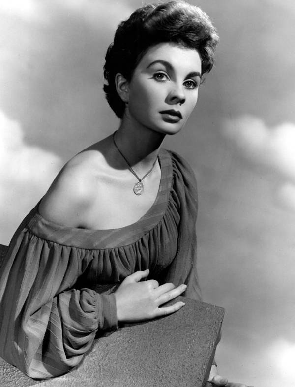 1950 Movies Poster featuring the photograph So Long At The Fair, Jean Simmons, 1950 by Everett