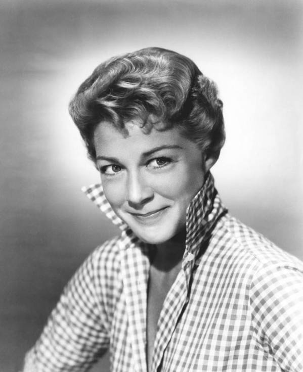 1950s Portraits Poster featuring the photograph Spring Reunion, Betty Hutton, 1957 by Everett