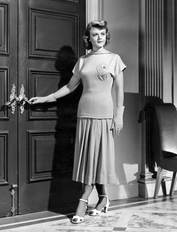 11x14lg Poster featuring the photograph State Of The Union, Angela Lansbury by Everett