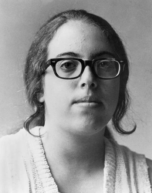 History Poster featuring the photograph Susan E. Saxe Was A 1970s Radical by Everett