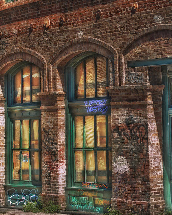 New Orleans Poster featuring the photograph Tarnished by Brenda Bryant