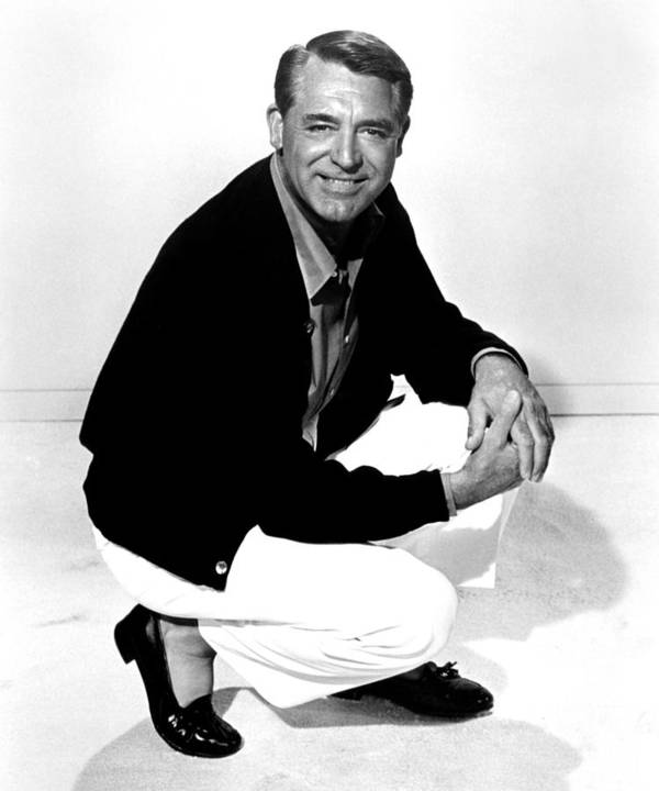 1960s Portraits Poster featuring the photograph That Touch Of Mink, Cary Grant, 1962 by Everett