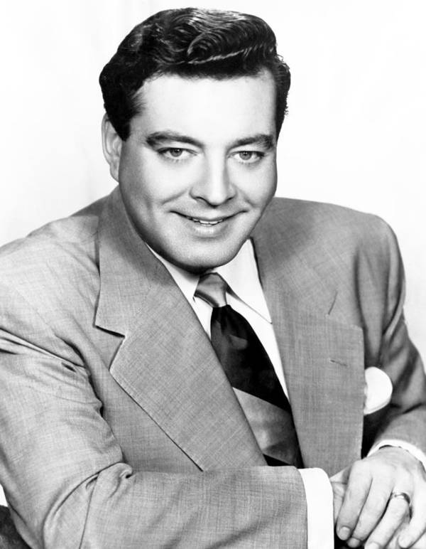1950s Portraits Poster featuring the photograph The Jackie Gleason Show, Jackie by Everett