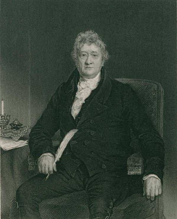 History Poster featuring the photograph Thomas Clarkson 1760-1846 by Everett