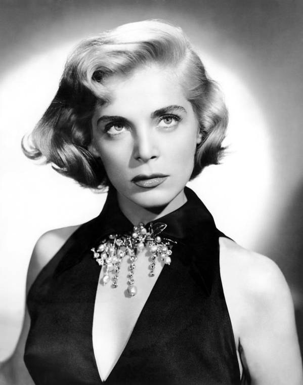 1950s Portraits Poster featuring the photograph Two Of A Kind, Lizabeth Scott, 1951 by Everett