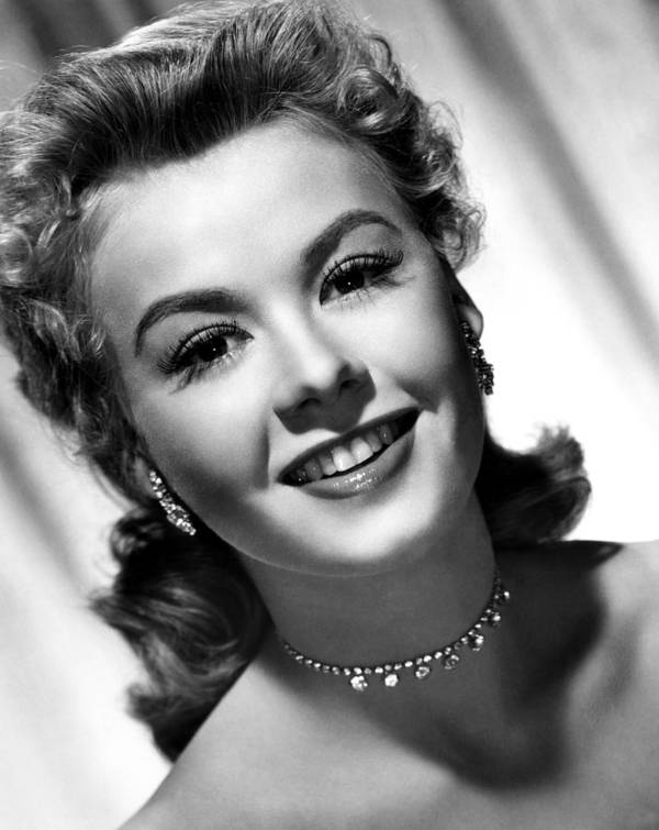 1950s Portraits Poster featuring the photograph Vera-ellen, Ca. Early 1950s by Everett