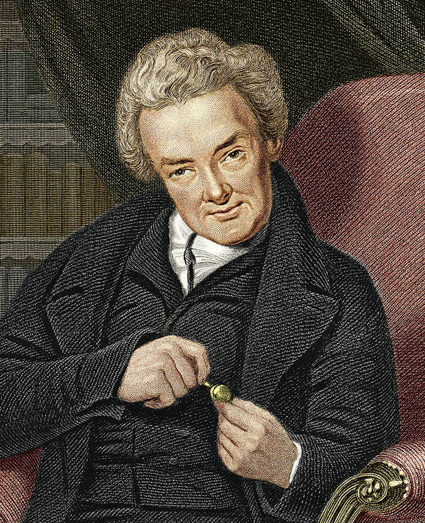 William Wilberforce Poster featuring the photograph William Wilberforce, British Politician by Sheila Terry