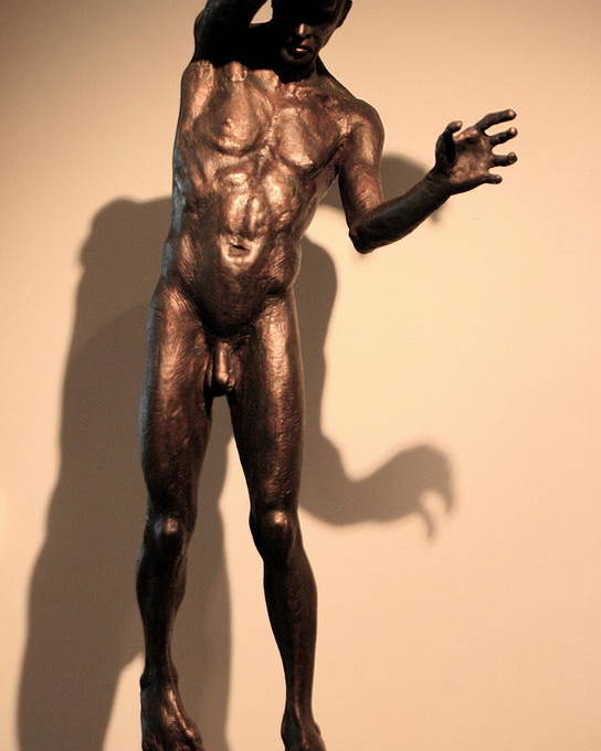 Bronze Sculpture Poster featuring the sculpture Maestro by Dan Earle