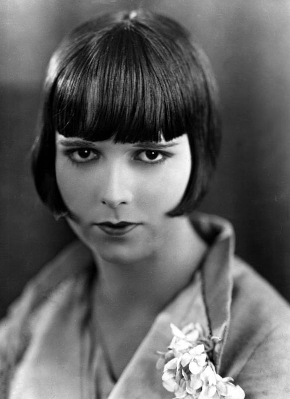 1920s Hairstyles Poster featuring the photograph Louise Brooks, Late 1920s by Everett