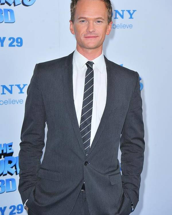 Neil Patrick Harris Poster featuring the photograph Neil Patrick Harris At Arrivals For The by Everett