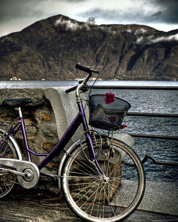 Bicycle Poster featuring the photograph Retro Bike by Joana Kruse