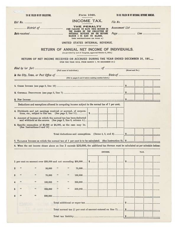 Federal 1040 Form Divingexperience