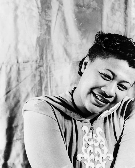 1940 Poster featuring the photograph Ella Fitzgerald (1917-1996) by Granger
