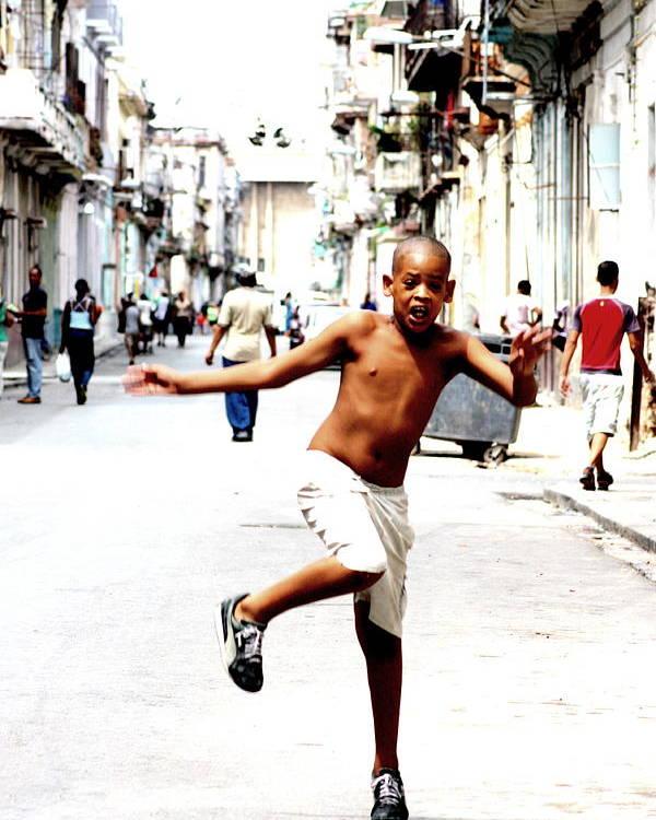 Cuba Poster featuring the photograph A Little Bit Of Cuba - 8 by Delia Ceruti