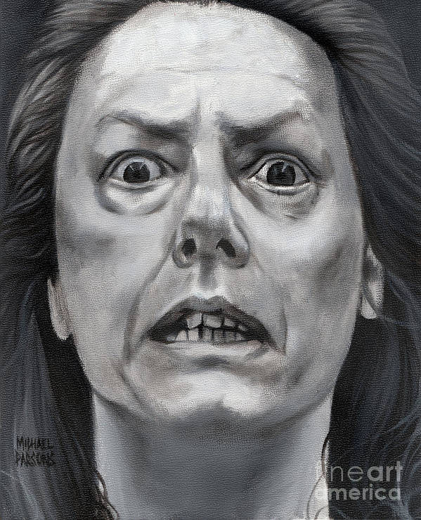 Aileen Wuornos Poster By Michael Parsons