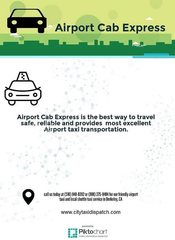 Cab To The Airport Poster featuring the photograph Airport Cab Express by Ashley Starlie