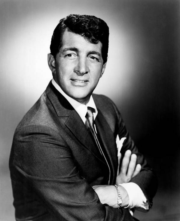 1960s Portraits Poster featuring the photograph All In A Nights Work, Dean Martin, 1961 by Everett