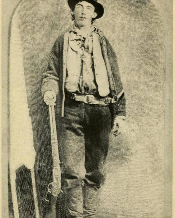 History Poster featuring the photograph Billy The Kid 1859-81, Killed Twenty by Everett