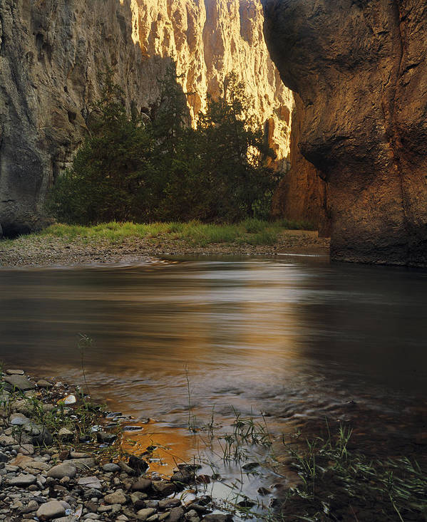 Bruneau Canyon Poster featuring the photograph Bruneau Canyon by Leland D Howard
