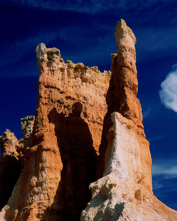 Bryce Canyan Poster featuring the photograph Bryce Canyon 8 by Art Ferrier