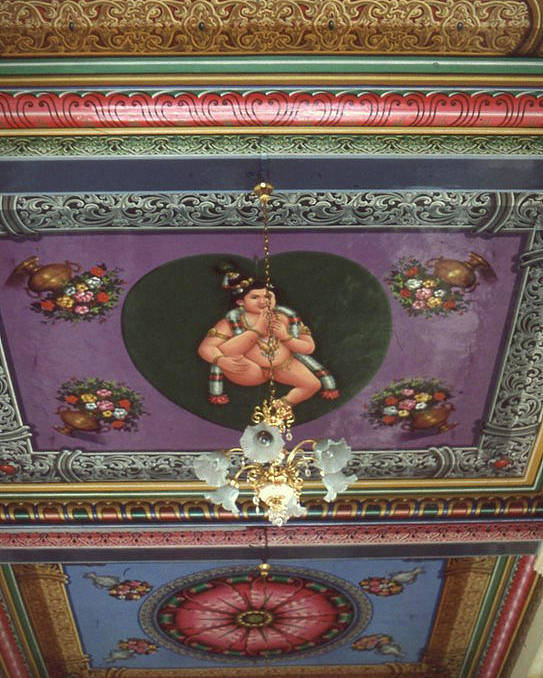 China Poster featuring the photograph Buddha Ceiling by Maro Kentros