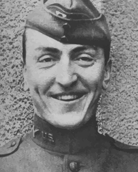 Eddie Rickenbacker Poster featuring the painting Captain Eddie Rickenbacker by War Is Hell Store