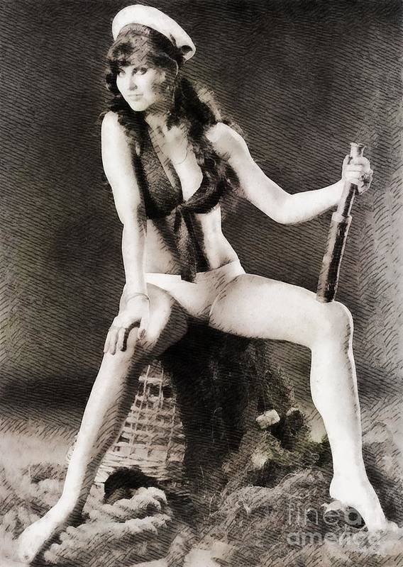 Caroline Munro nude 131