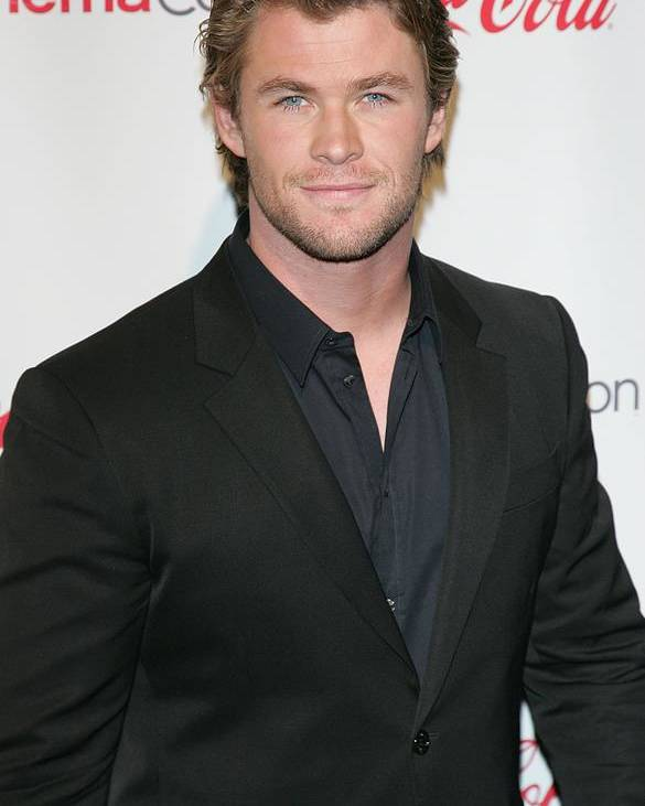 Chris Hemsworth Poster featuring the photograph Chris Hemsworth In Attendance For 2011 by Everett