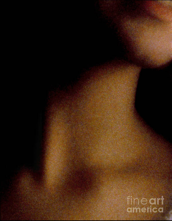Sensual Poster featuring the photograph Closer by Greg Wright