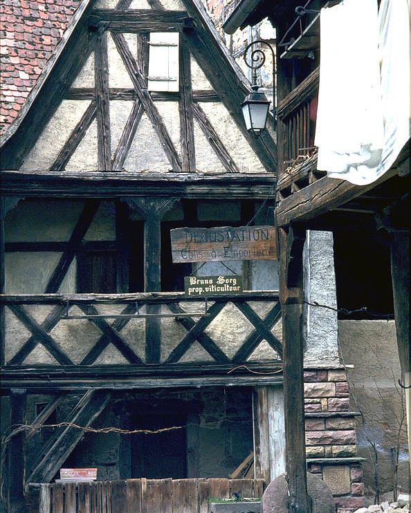 Colmar Poster featuring the photograph Colmar by Flavia Westerwelle
