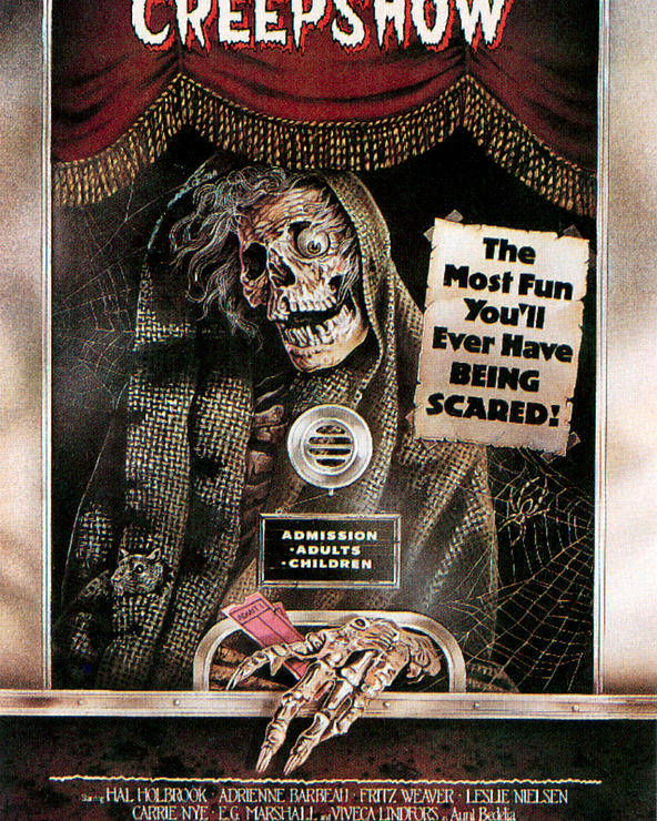 1980s Movies Poster featuring the photograph Creepshow, 1982 by Everett