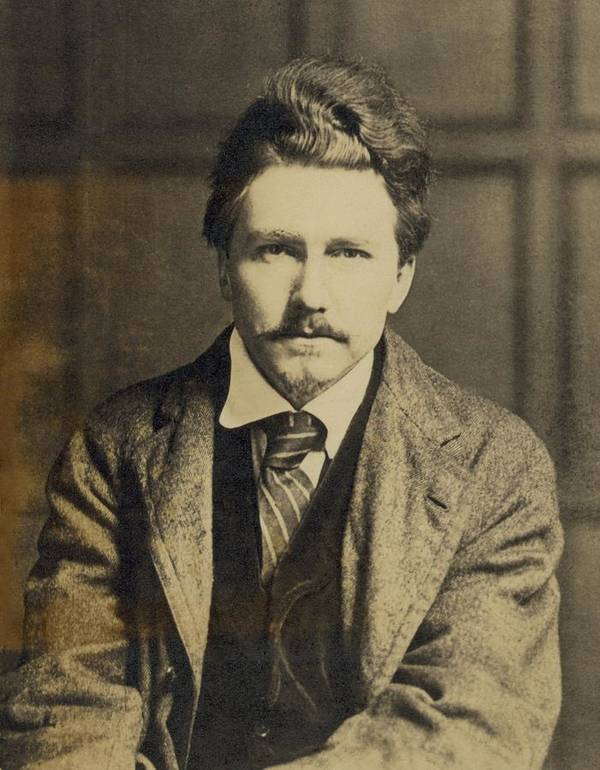History Poster featuring the photograph Ezra Pound 1885-1972, In The 1920s by Everett