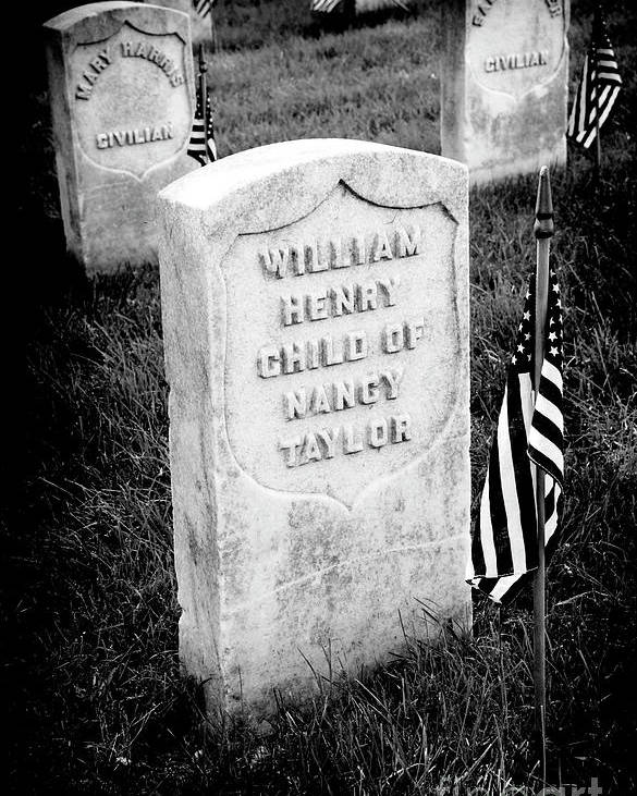 Arlington National Cemetery Poster featuring the photograph Free Blacks by Paul W Faust - Impressions of Light