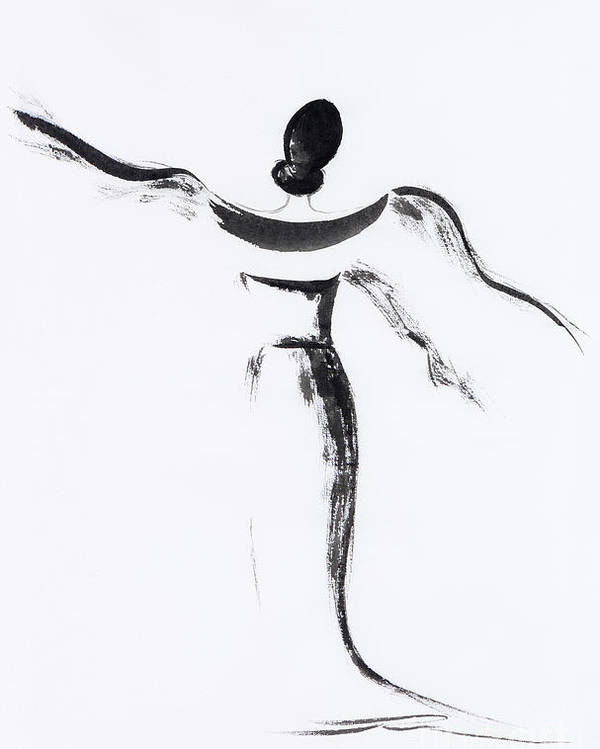 Ink Painting Fine Art