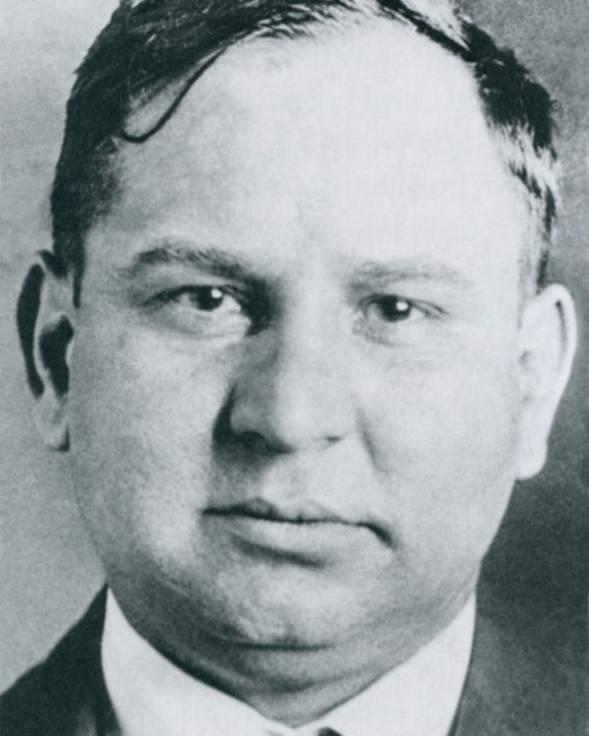 History Poster featuring the photograph Giuseppe Joe The Boss Masseria by Everett
