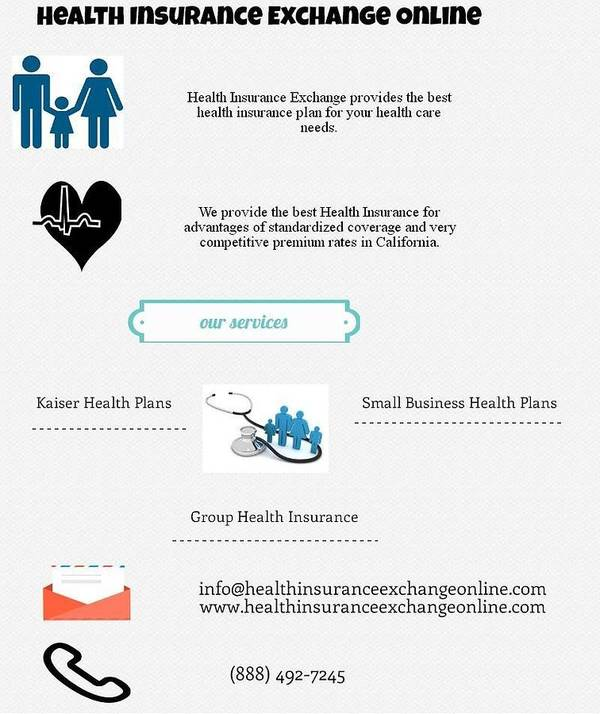 Group Health Insurance Poster featuring the photograph Health Insurance Exchange Online by Elina Albert
