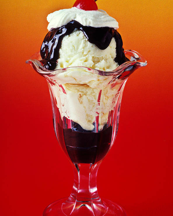 the hot fudge sundae No messy clean-up with this one just mix and bake in the same pan serve with any flavor ice cream.