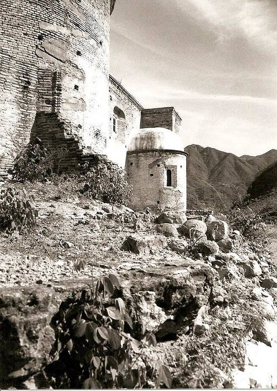 Photograph Poster featuring the photograph House In Ruins by Patricia Bigelow