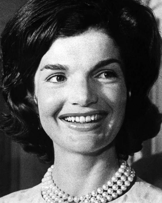 History Poster featuring the photograph Jacqueline Kennedy As First Lady. Ca by Everett