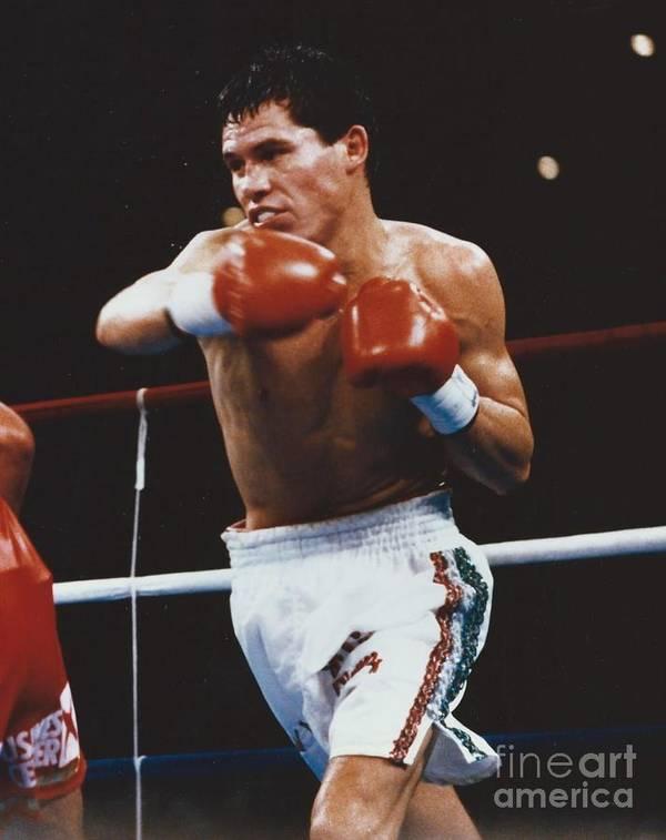 The Two Julio Cesar Chavez Jr.'s