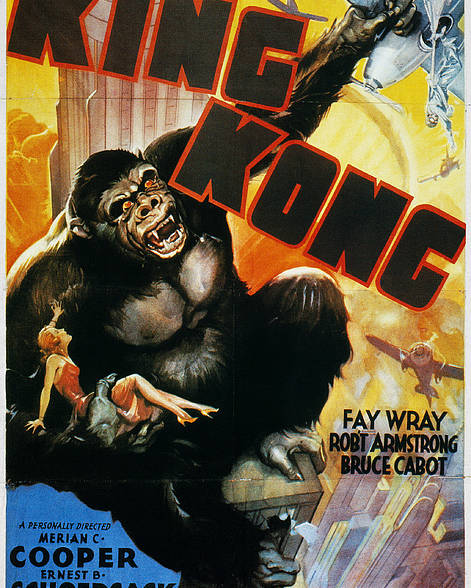 King Kong Poster 1933 Poster