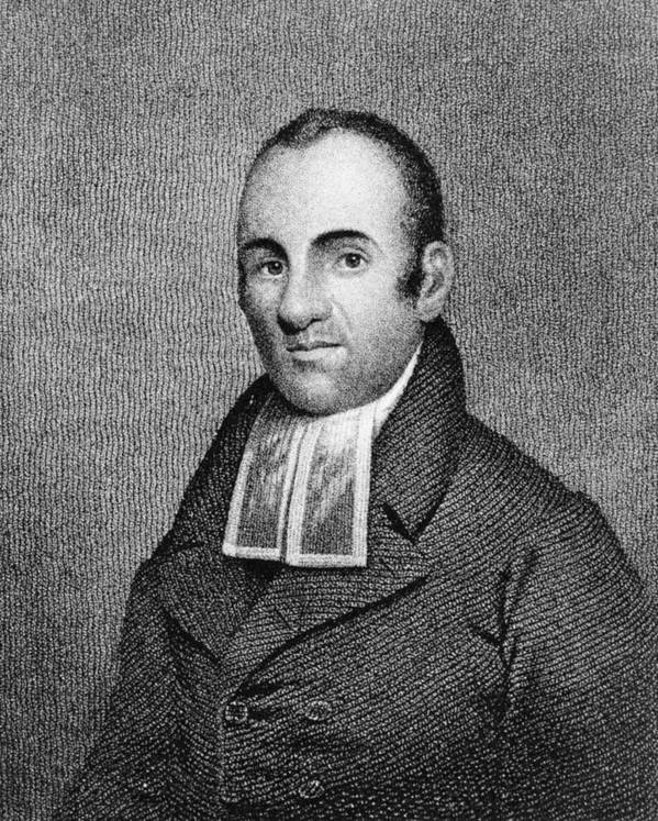 1837 Poster featuring the photograph Lemuel Haynes (1753-1833) by Granger