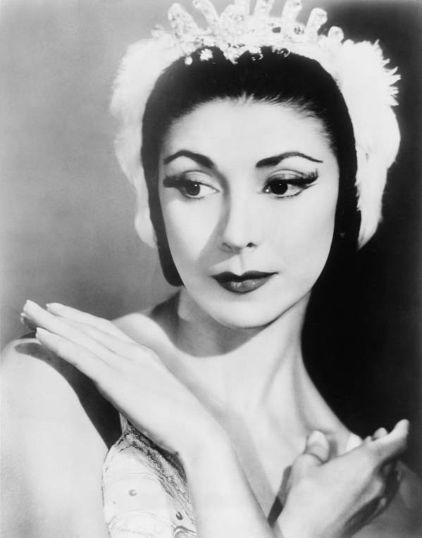 History Poster featuring the photograph Margot Fonteyn 1919-1991 In 1960, When by Everett