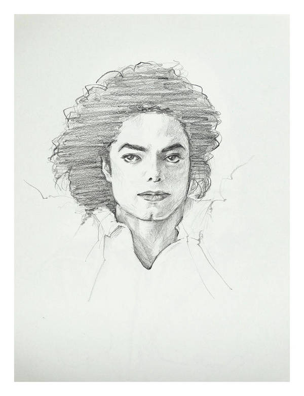 Michael jackson ghost poster by hitomi osanai michael jackson poster featuring the drawing michael jackson ghost by hitomi osanai freerunsca Image collections