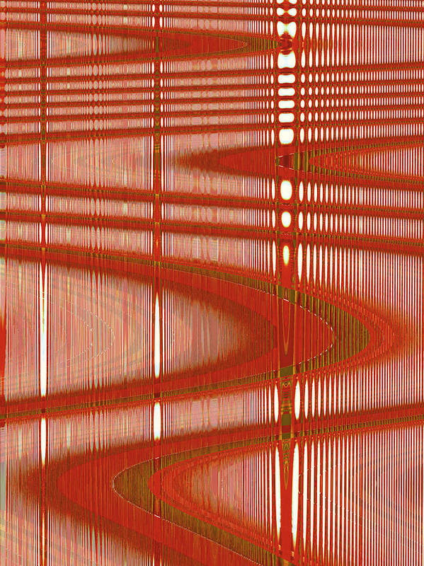 Moveonart! Digital Gallery Lower Nob Hill San Francisco California Jacob Kanduch Poster featuring the digital art Moveonart Seneca Cayuga Dream 1 by Jacob Kanduch