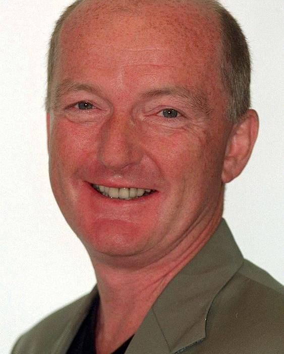 Jez C Self Poster featuring the photograph Oz Clarke by Jez C Self