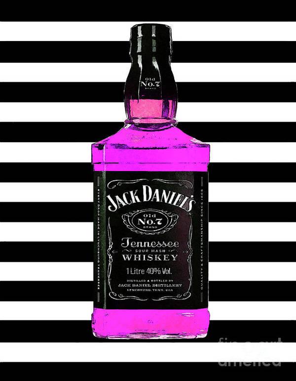 Jack Daniels Female Shirt With Zipper
