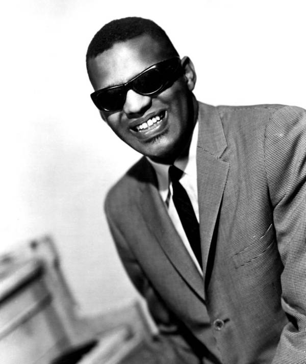 1960s Portraits Poster featuring the photograph Ray Charles, Portrait Ca. 1966 by Everett