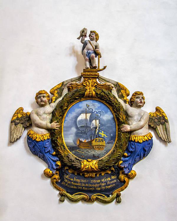 Ship Poster featuring the photograph Ship Memorial by Roberta Bragan