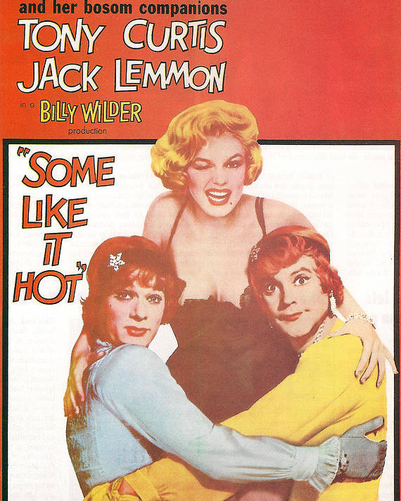 Some Like It Hot Poster featuring the photograph Some Like It Hot by Georgia Fowler